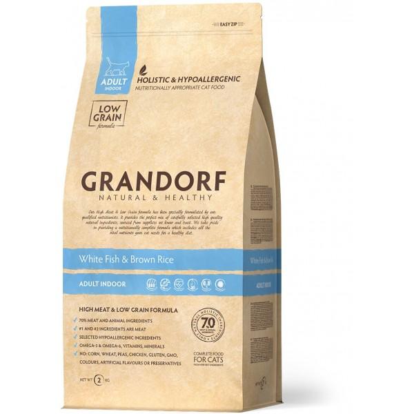 Grandorf - Белая рыба с рисом Indoor
