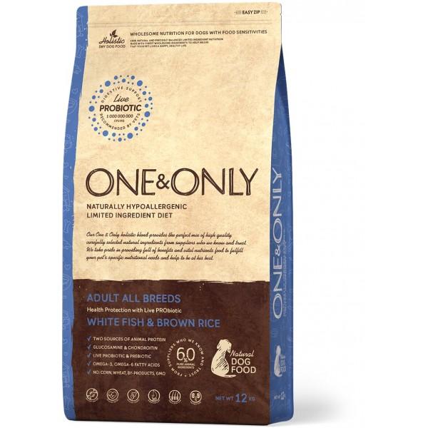 One&Only - Белая рыба с рисом Все породы