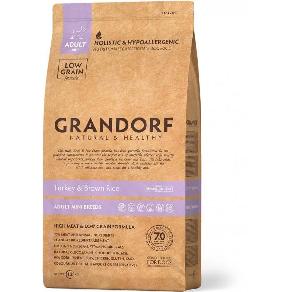 Grandorf - Индейка с рисом Мини