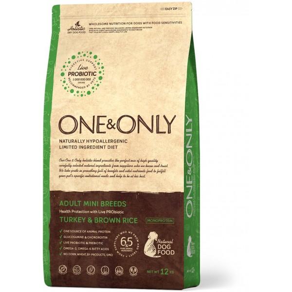 One&Only - Индейка с рисом Мини