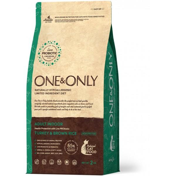 One&Only - Индейка с рисом Indoor