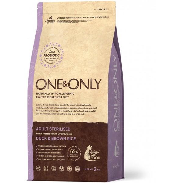One&Only - Утка с рисом Sterilised