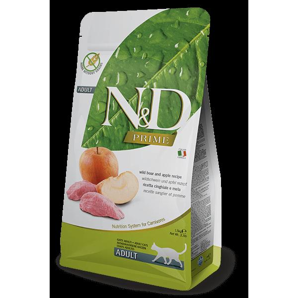 Farmina N&D Boar & Apple Adult