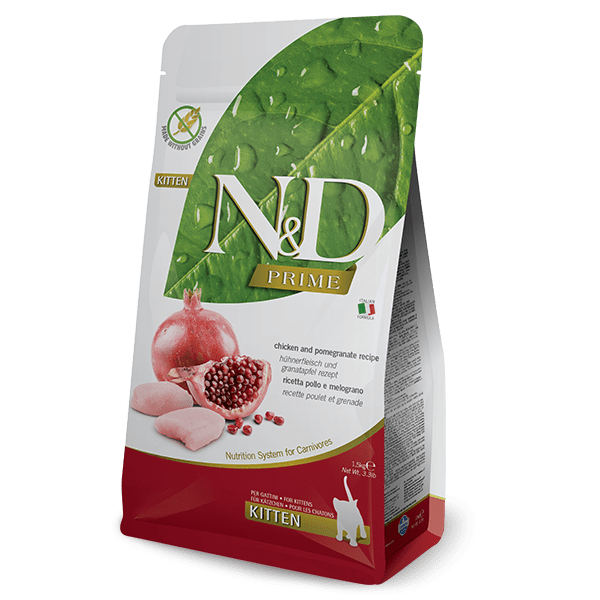 Farmina N&D Chicken & Pomegranate Kitten