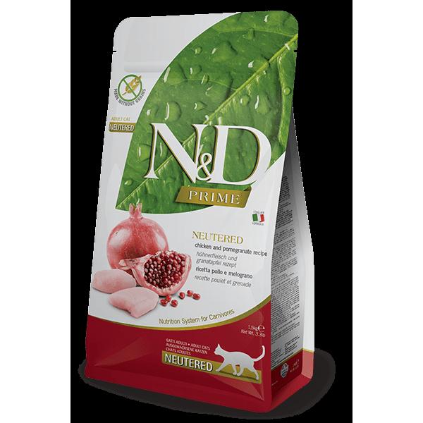 Farmina N&D Chicken & Pomegranate Neutered