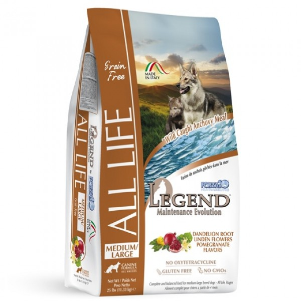 Forza10 (Форца10) LEGEND All Life Medium/Large